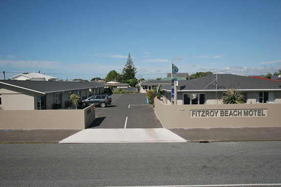 Fitzroy Beach Motel: Quiet,coastal walk,s & cycle