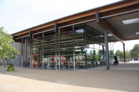 Radebeul, เยอรมนี: Wine shop