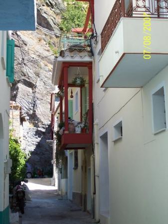 Mytilene, Grecia: Plomari 2007