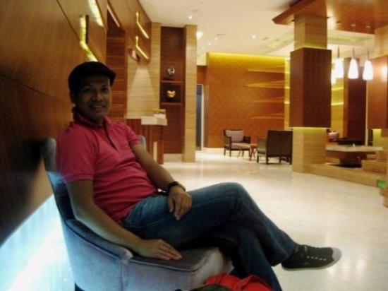 Angsana Dubai: moi at the angsana