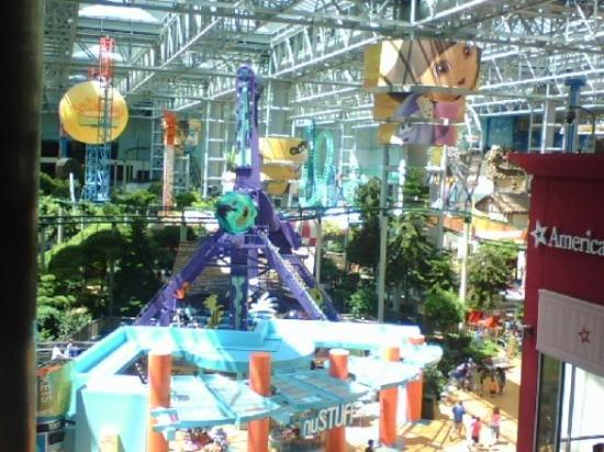 Bilde fra Nickelodeon Universe
