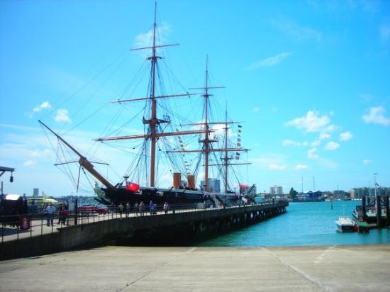 Portsmouth Historic Dockyard ภาพถ่าย