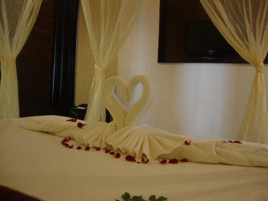 Kirikayan Luxury Pool Villas   Spa  Bedroom romance. Bedroom romance   Picture of Kirikayan Luxury Pool Villas   Spa