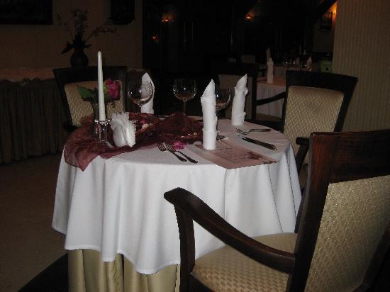 Hotel Lubicz: Restaurant