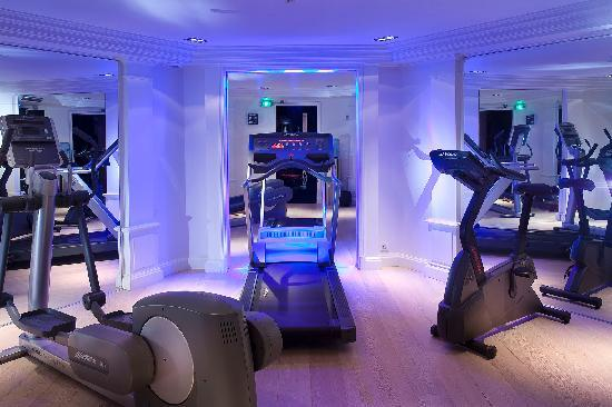 MonHotel Lounge & Spa: Fitness room