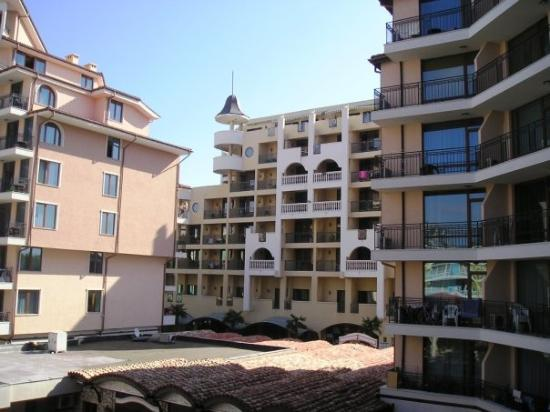 Karolina Hotel Sunny Beach Burgas Bulgarien