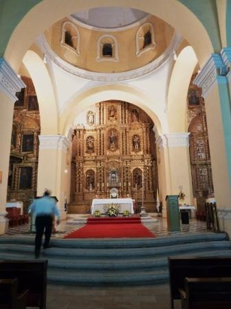 The Cathedral in Comayagua