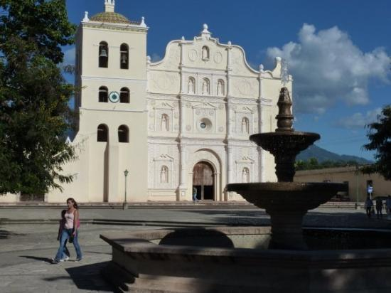 The Cathedral Comayagua