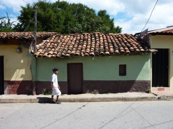 Comayagua casa