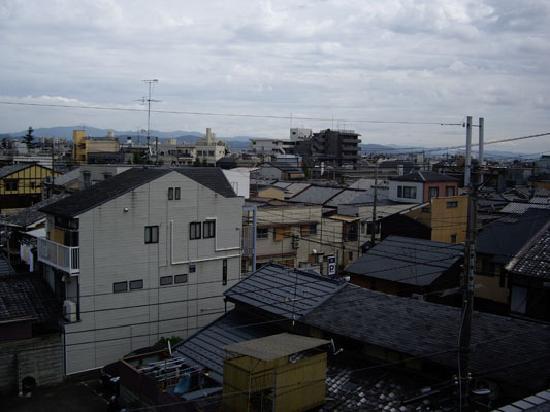 DUO INN: View from the verandah