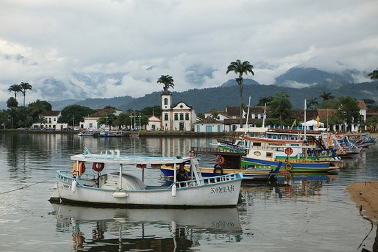 Paraty Historical City National Monument