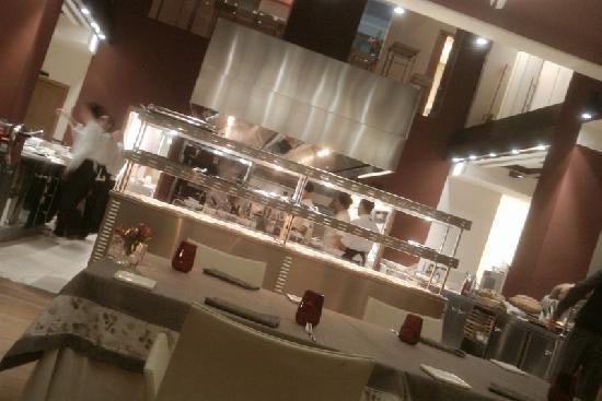 Cerasolo, Italy: La cucina a vista