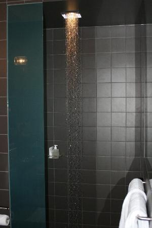 Hotel Skeppsholmen: Great shower