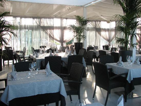 Restaurante playa Porto Recanati