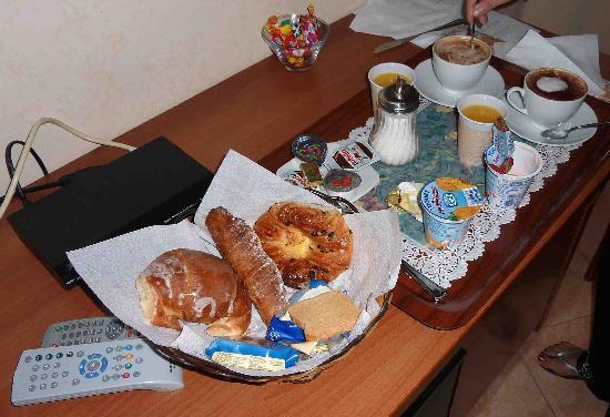Hotel Maikol Rome: Breakfast plate