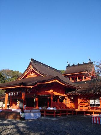 Fujisan Hongu Sengen Taisha Shrine