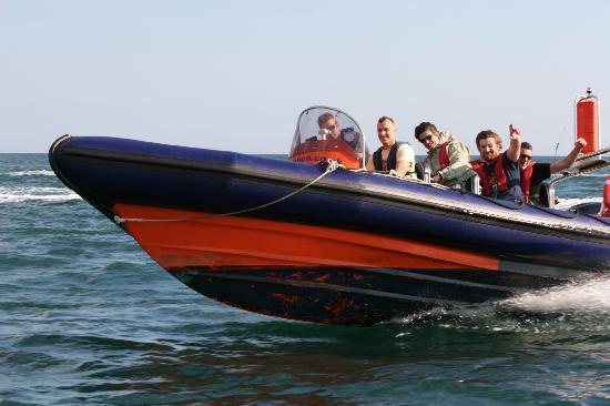 Lagoon Watersports - Brighton Marina: Powerboat training and rides