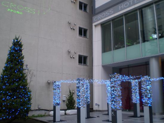 クロスホテル札幌, ホテル外観