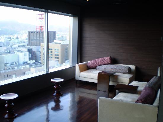 クロスホテル札幌, 展望ラウンジ