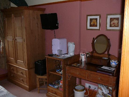 Chestnuts Bed & Breakfast : room part