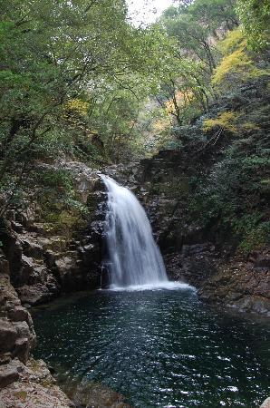Akame Shijuhachi Waterfall: 不動滝