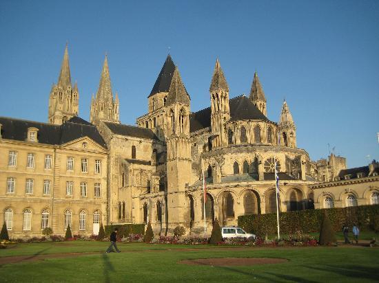 Caen, Frankrig: Abbaye aux Hommes