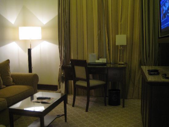 Excelsior Hotel Ernst: Living Room - Room 125