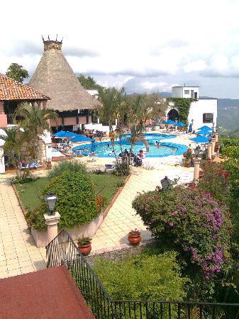 Hotel Montetaxco Monte Taxco Pool Area