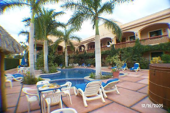 Los Barriles Hotel: pool