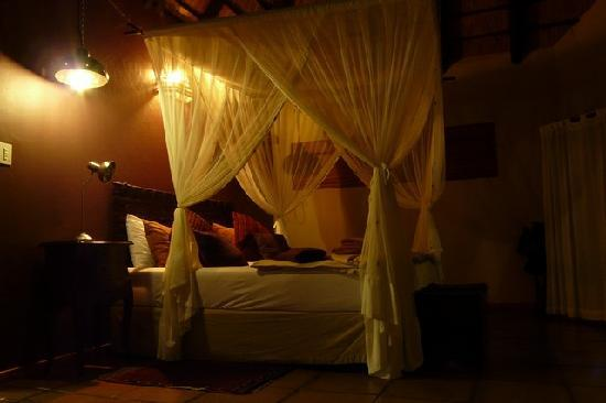 Zuleika Country House: Very romantic!