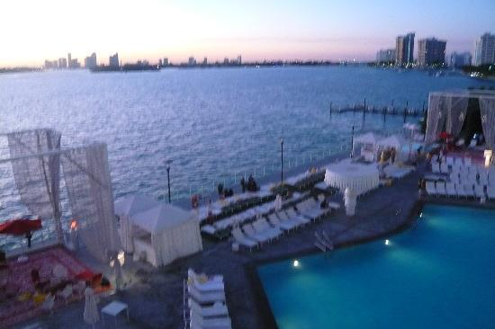 Mondrian South Beach Hotel View From The Room