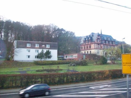 Selters (Westerwald), Alemania: VISTAS DESDE EL TREN