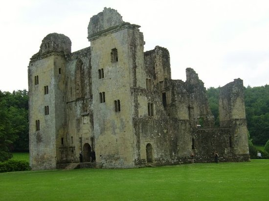 ‪Old Wardour Castle‬