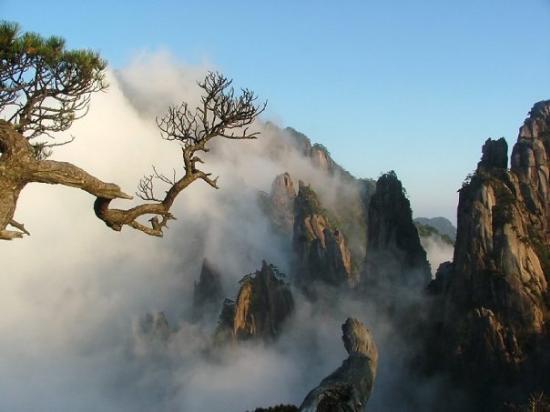 Huangshan صورة فوتوغرافية