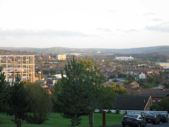 City of Blackburn, England