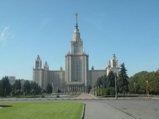 Lomonosov Moscow State University (MGU) Photo