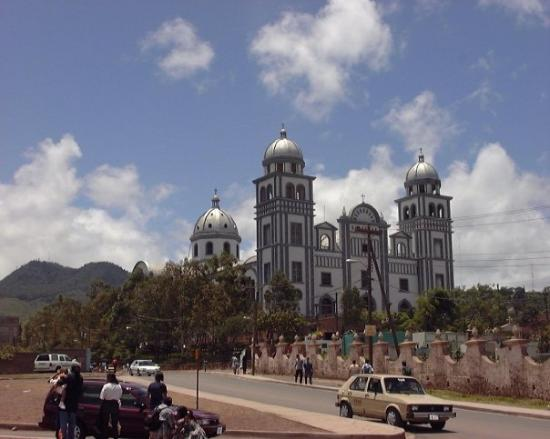 Basilica De Suyapa Tegucigalpa Honduras Picture Of