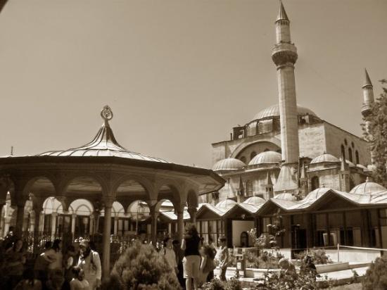 Mevlana à Konya