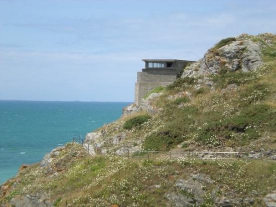 Bayeux, France : German Bunkers - Normandy Coast