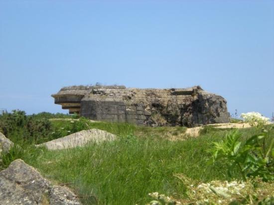 German Bunker On Pointe Du Hoc Photo De Bayeux Calvados