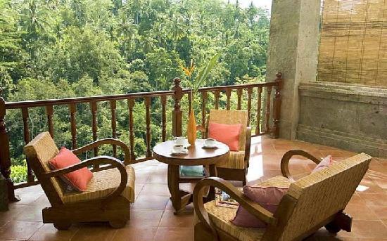 Villa Awang Awang: living room2