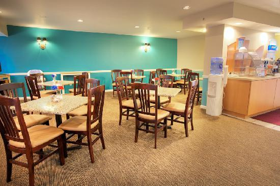 Holiday Inn Express - Ocala Midtown Medical - US 441: Breakfast Area