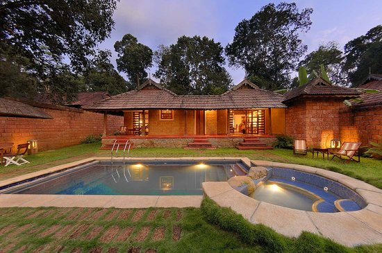 Orange County, Coorg: Private Pool Villa