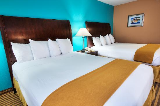 Holiday Inn Express - Ocala Midtown Medical - US 441: Standard King Queen Bed8