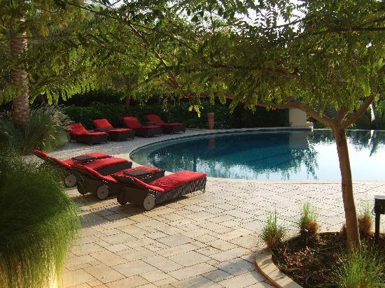 Kempinski Hotel Ishtar Dead Sea: Relaxing pool