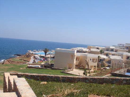 Panormos, Grèce : The hotel