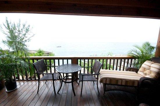 Westender Inn: Balcony