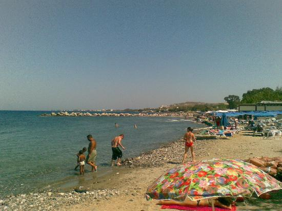 Galaxy Hotel: Kos beach