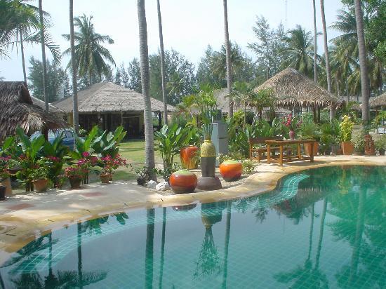 Kamala CocoHut: pool at Coco Hut