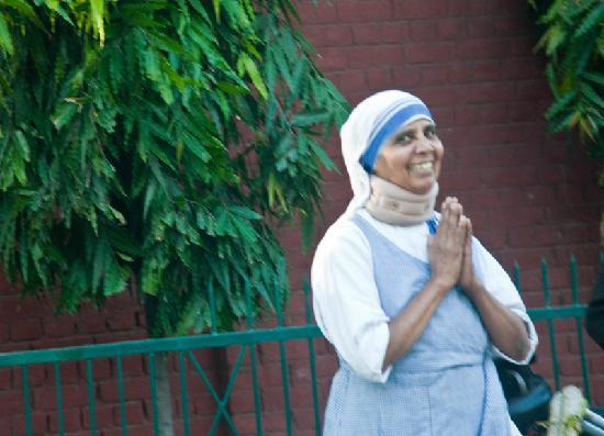 Mother Teresa's Missionaries of Charity: God bless, Sister Glory